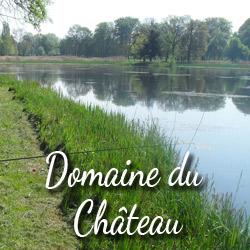 Plus d'informations sur la pêche au Domaine du Chateau...